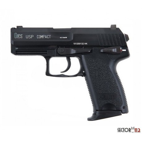 Pistola airsoft hk usp compact GBB