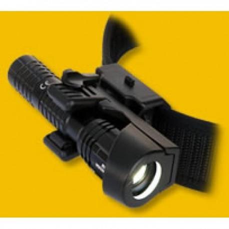 Funda de polímero ESP para linterna y extensible 34mm