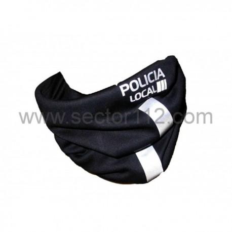 Cuello térmico KRC Policia Local c/Banda reflectante