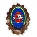 PLACA POLICÍA LOCAL ANDALUCÍA