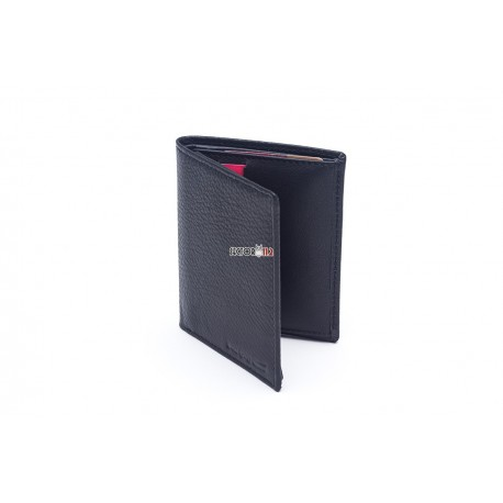 cartera portaplaca mod. 802 negra PN