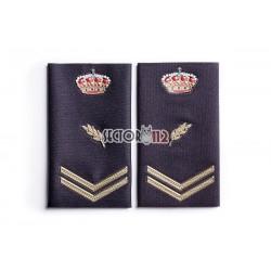 Hombreras Policía Nacional