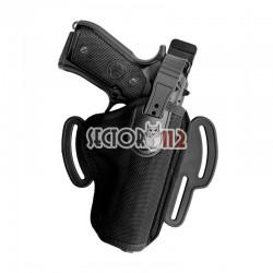 "Funda Vega holster cordura para Revolver 4"""