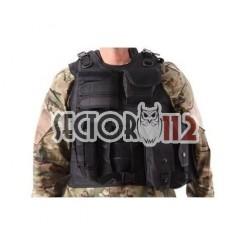 Chaleco táctico Delta Tactics V13