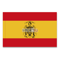 bandera españa águila