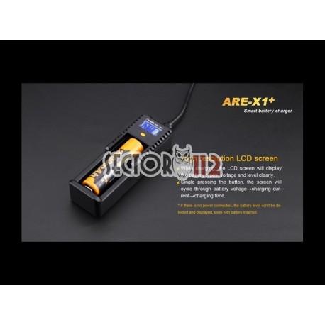 Cargador Fénix ARE-X1+ 1 canal multibaterías