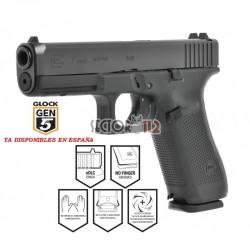 Pistola Glocl 17 9x19 Gen 5