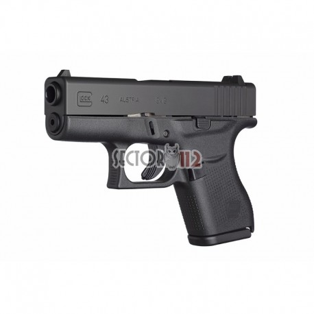 Pistola Glock 43 9x19 Slim Series