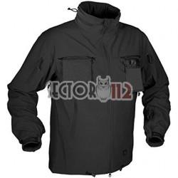Chaqueta Helikon-Tex COUGAR QSA + HID - Soft Shell black