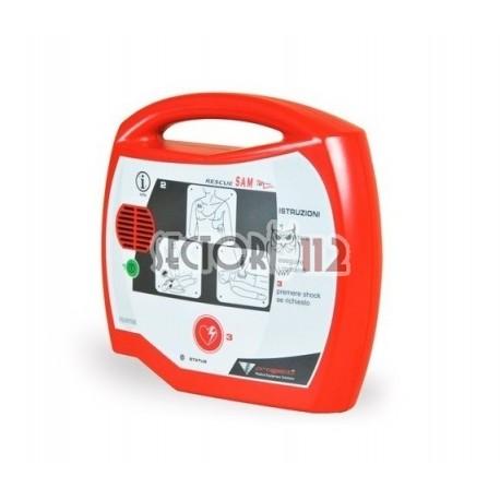 DESFIBRILADOR AED RESCUE SAM