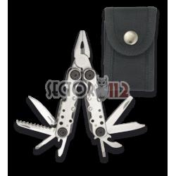 alicate albainox mini acero 11 usos