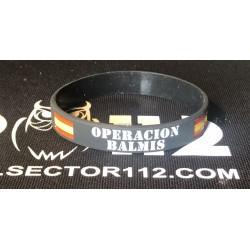 pulsera silicona operación balmis