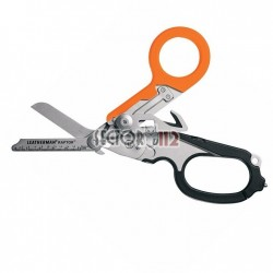 Leatherman Raptor negra/naranja