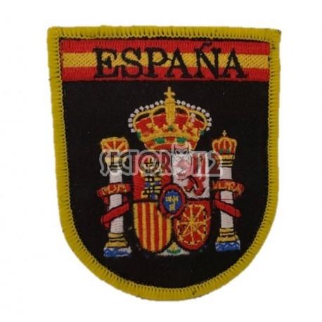 PARCHE ESCUDO CONSTITUCIONAL ESPAÑA