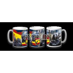 Taza cerámica UPR