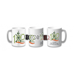 Taza cerámica legión centenario