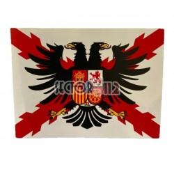 Pegatina bandera tercios de flandes