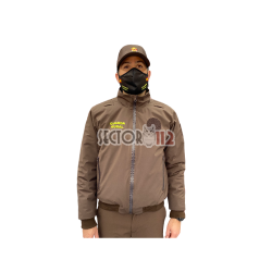 Chaqueta polar softshell guarda rural extreme bicapa