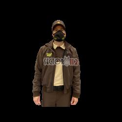 Chaqueta polar softshell guarda rural extreme bomber delantera