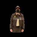 Chaqueta polar softshell guarda rural extreme bomber
