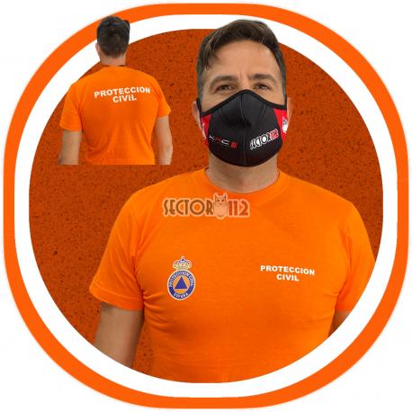 Camiseta KRC proteccion civil