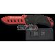 Navaja de entrenamiento K25 roja