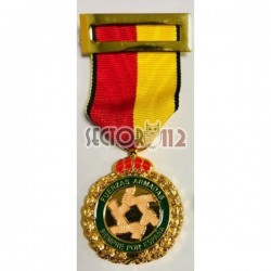 Medalla conmemorativa operación Balmis