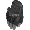 Guantes tácticos mechanix fingerless black