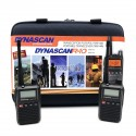Maletín pack 2 walkies dynascan R10 PMR446