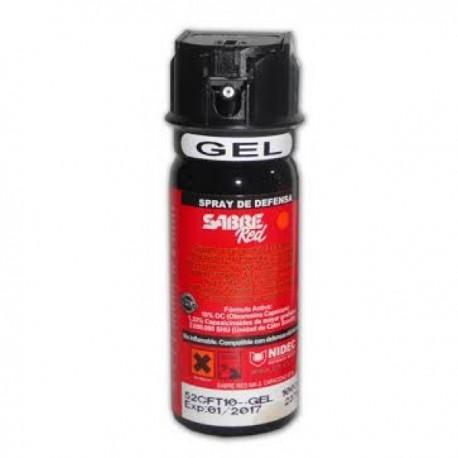 SPRAY DE DEFENSA SABRE RED (GEL) MK-3 50ml