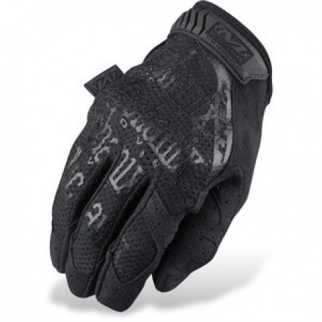 GUANTES MECHANIX ORIGINAL COVERT NEGROS